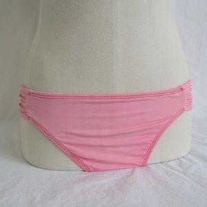 Title Nine Pink Bikini Bottom Women's L